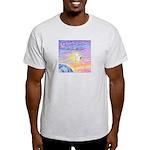 Let Go-Dove-World Light T-Shirt