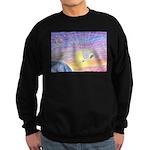 Let Go-Dove-World Sweatshirt (dark)
