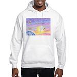 Let Go-Dove-World Hooded Sweatshirt