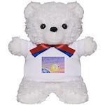 Let Go-Dove-World Teddy Bear