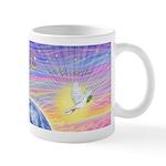 Let Go-Dove-World Mug