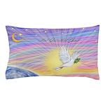Let Go-Dove-World Pillow Case