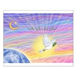 Let Go-Dove-World Small Poster