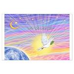 Let Go-Dove-World Large Poster