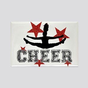 Cheerleader Magnets