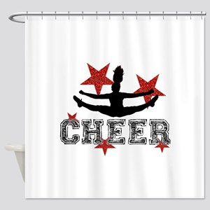 Cheerleader Shower Curtain