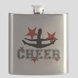 Cheerleader Flask