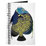 French Angelfish Journal
