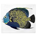 French Angelfish King Duvet