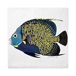 French Angelfish Queen Duvet