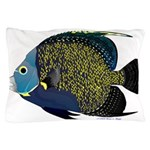 French Angelfish Pillow Case