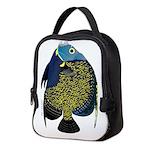 French Angelfish Neoprene Lunch Bag