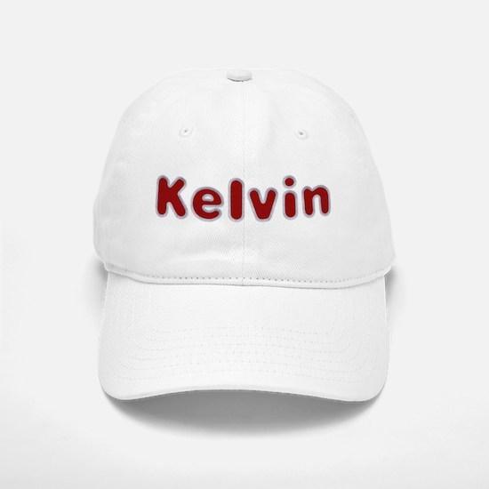 Kelvin Santa Fur Baseball Baseball Baseball Cap