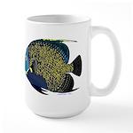 French Angelfish C Mugs