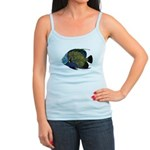 French Angelfish C Tank Top
