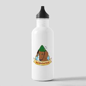 Barktoberfest Water Bottle