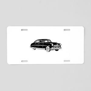 Fifties Classic Car Aluminum License Plate