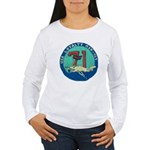 USS LOYALTY Women's Long Sleeve T-Shirt
