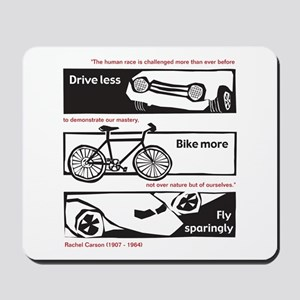 drive_bike_fly_3 Mousepad