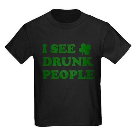 I See Drunk People, Just Kidding. I Can't See T-Shirt