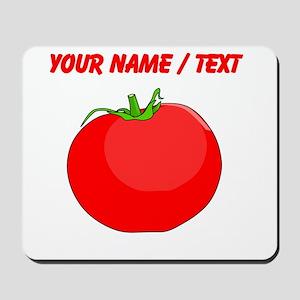 Custom Red Tomato Mousepad