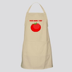 Custom Red Tomato Apron