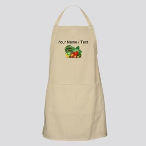 Custom Fruits And Vegetables Apron