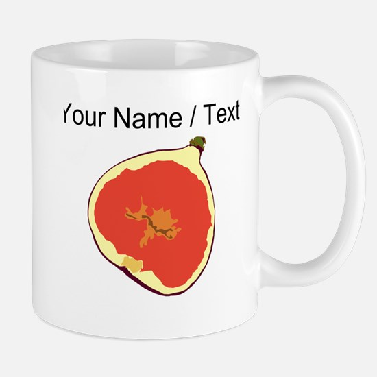 Custom Fig Mugs