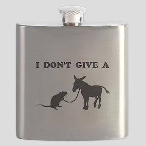 Rats Ass Flask