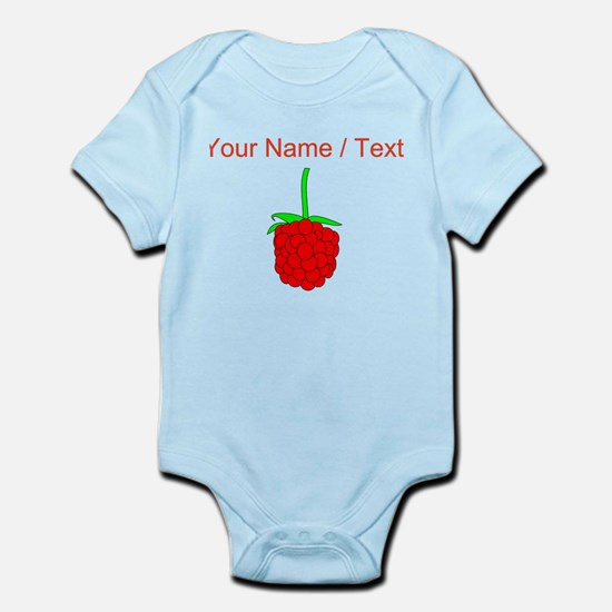 Custom Red Raspberry Body Suit
