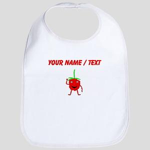Custom Cartoon Raspberry Bib