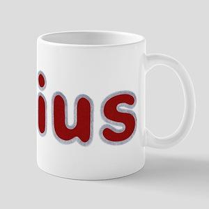 Julius Santa Fur Mugs