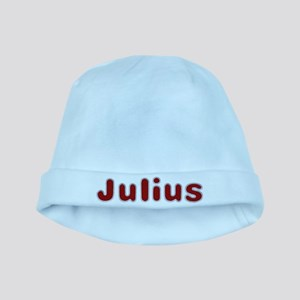 Julius Santa Fur baby hat