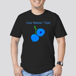 Custom Blueberries T-Shirt