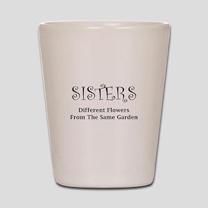 Sisters Garden Shot Glass