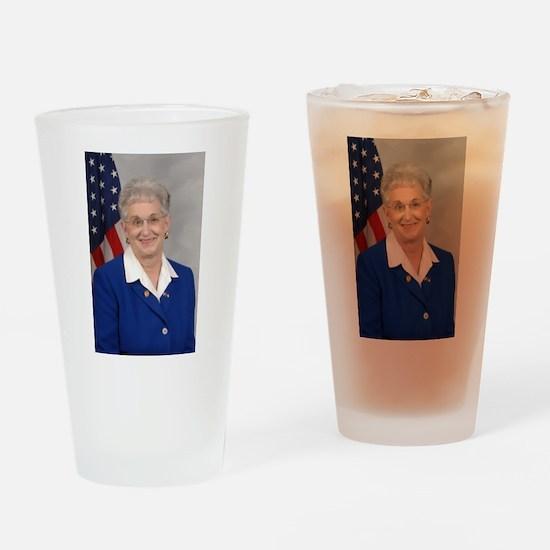 Virginia Foxx, Republican US Representative Drinki