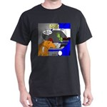 Zombie Mechanic Jokes Dark T-Shirt