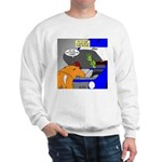 Zombie Mechanic Jokes Sweatshirt