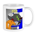 Zombie Mechanic Jokes Mug