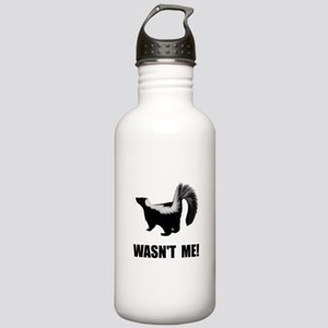 Skunk Wasnt Me Water Bottle