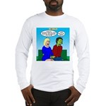 Zombie Dating Long Sleeve T-Shirt