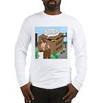 Giant Squid Trap Long Sleeve T-Shirt