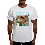 Giant Squid Trap Light T-Shirt