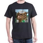 Giant Squid Trap Dark T-Shirt