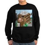 Giant Squid Trap Sweatshirt (dark)