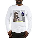 T-Rex Dining Long Sleeve T-Shirt