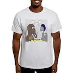T-Rex Dining Light T-Shirt
