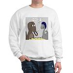 T-Rex Dining Sweatshirt