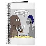 T-Rex Dining Journal