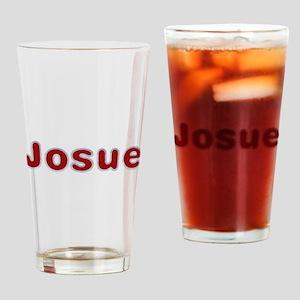 Josue Santa Fur Drinking Glass